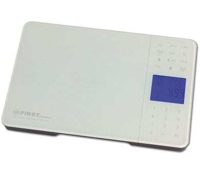 Nutriční digitální kuchyňská váha First Austria FA 6407-1 - doprodej + DOPRAVA ZDARMA