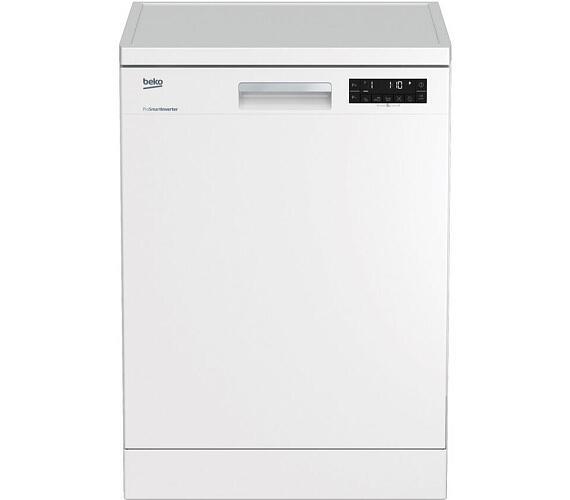 BEKO DFN 26422 W bílá