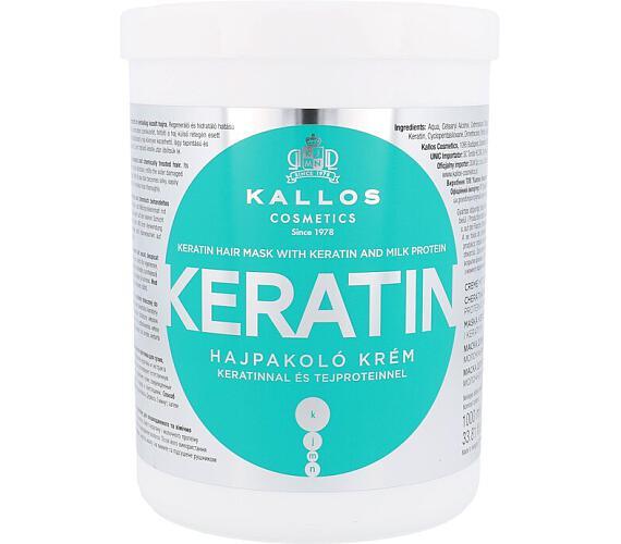 Maska na vlasy Kallos Cosmetics Keratin