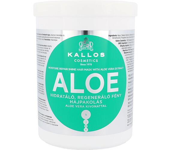 Maska na vlasy Kallos Cosmetics Aloe Vera