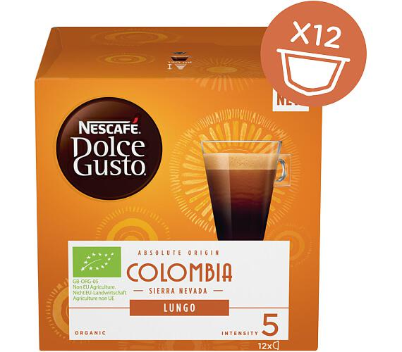 NESCAFÉ® Dolce Gusto® Colombia kávové kapsle 12 ks