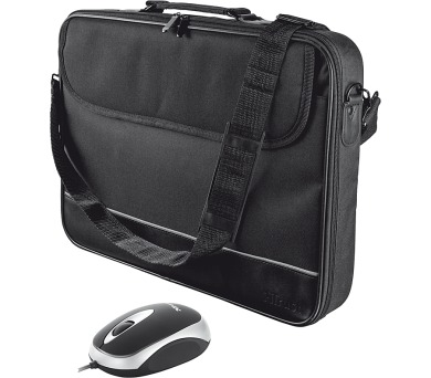 """TRUST 15-16"""" Notebook bag & mouse (18902)"""