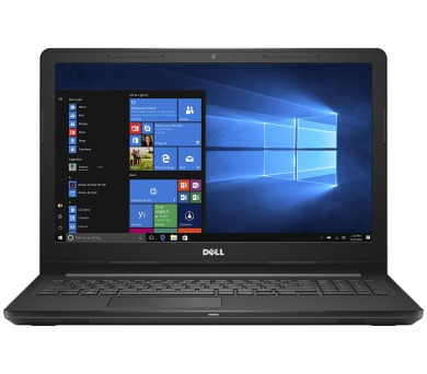 "DELL Inspiron 15 3000 (3567)/ i3-6006U/ 4GB/ 128GB SSD/ DVDRW/ 15.6""/ W10/ červený/ 2YNBD on-site"