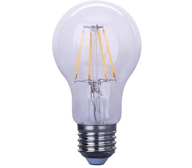 IMMAX LED žárovka Filament LED E27/230V A60 6,5W 2700K teplá bílá 806lm step Dim (možnost stmívání)
