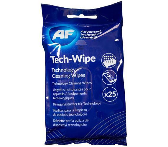 AF Mobile Wipes - Antistatický čistič LCD a dotykových zařízení (25ks) (AMTW025P)