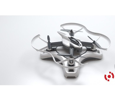 DRONE N BASE 2.0 kvadrokoptéra - dron