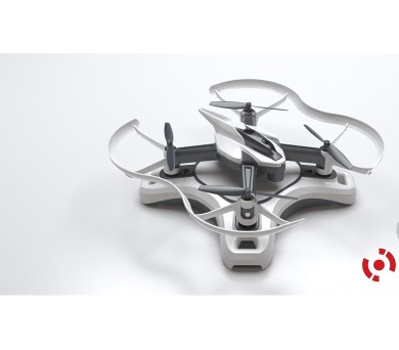 DRONE N BASE 2.0 kvadrokoptéra - dron + DOPRAVA ZDARMA