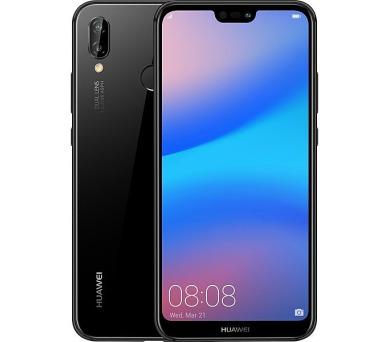 Huawei P20 Lite Dual Sim - Black + DOPRAVA ZDARMA