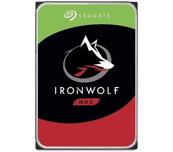 Seagate IronWolf + DOPRAVA ZDARMA