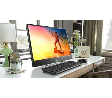 "DELL Inspiron AIO 3477 24""FHD/i3-7130U/4GB/1TB/Win 10 64bit/black"