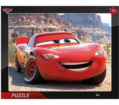 WD Cars: Blesk McQueen 40D deskové