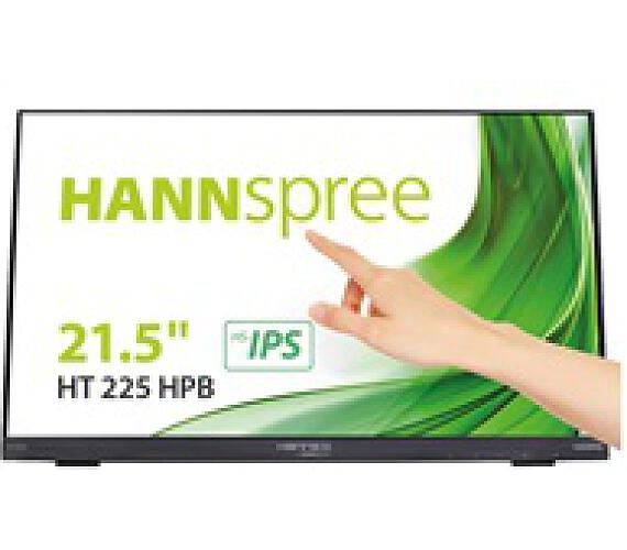 """Hannspree MT LCD HT225HPB 21,5"""" IPS Touch Screen"""