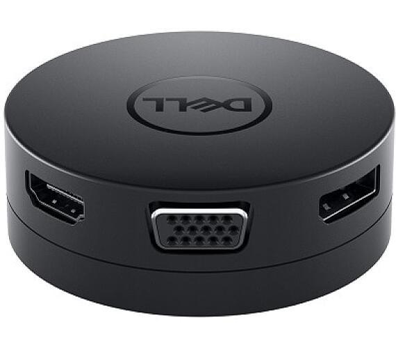 Dell Mobilní adaptér USB-C – DA300 (492-BCJL) + DOPRAVA ZDARMA