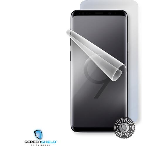 Screenshield SAMSUNG G965 Galaxy S9 Plus folie na celé tělo