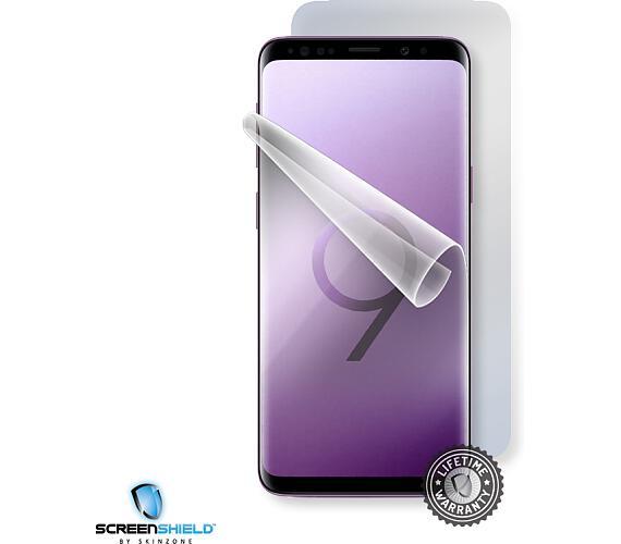 Screenshield SAMSUNG G960 Galaxy S9 folie na celé tělo (SAM-G960-B)