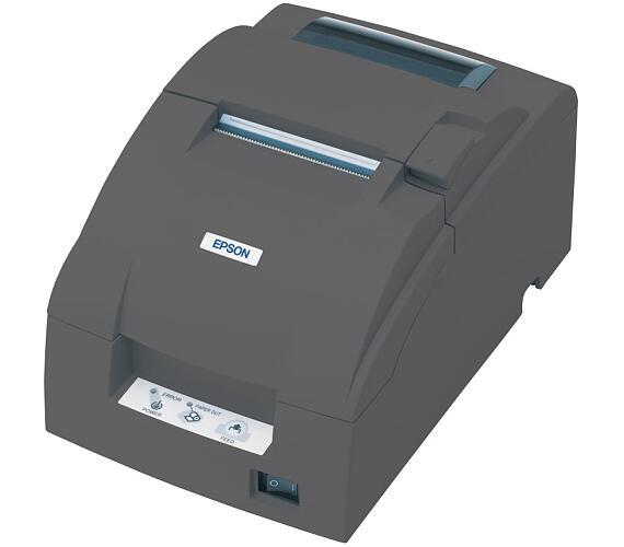 EPSON TM-U220D-052B0 - černá/USB/zdroj (C31C515052B0) + DOPRAVA ZDARMA
