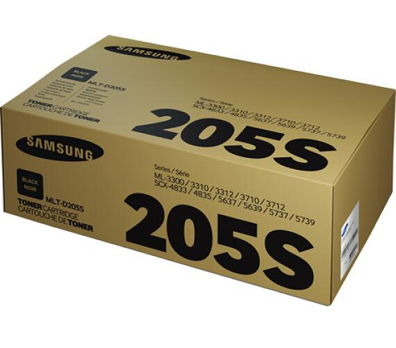 HP/Samsung MLT-D205S/ELS Black Toner 2000K (SU974A) + DOPRAVA ZDARMA