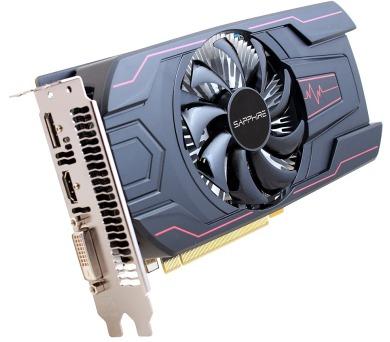 SAPPHIRE PULSE RADEON RX 560 OC / 2GB / PCI-E / HDMI / DVI-D / DP (11267-22-20G) + DOPRAVA ZDARMA