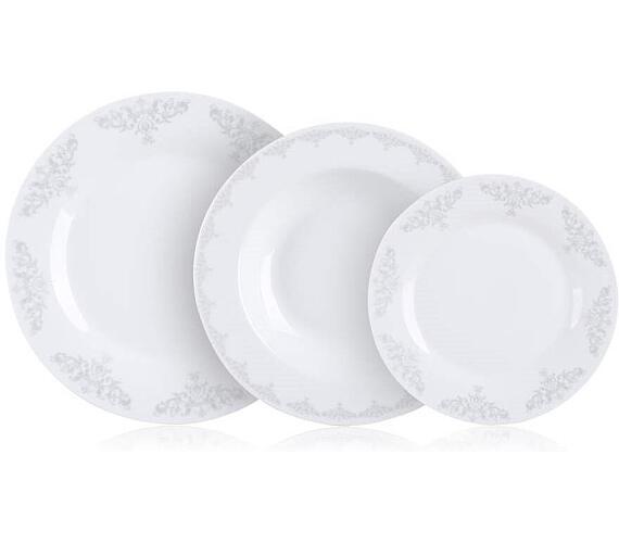 Sada talířů BAROCCO