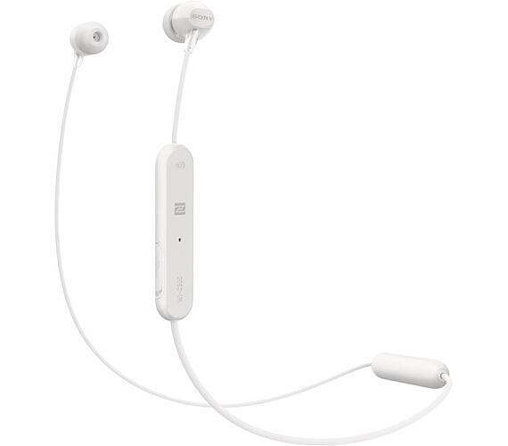 Sony WIC300 bezdrátová Bluetooth sluchátka do uší + DOPRAVA ZDARMA