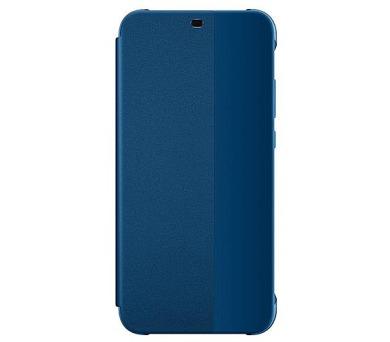 Huawei Original S-View Pouzdro Blue pro P20 Lite (EU Blister)