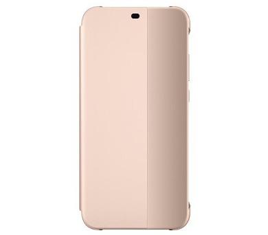 Huawei Original S-View Pouzdro Pink pro P20 Lite (EU Blister)
