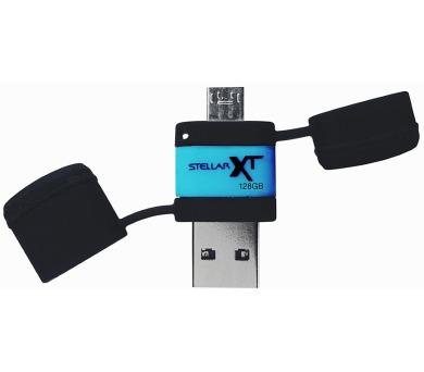 Patriot 128GB USB flash disk STELLAR XT/ OTG/ Micro USB/ USB3.0 (PEF128GSTRXTOTG)