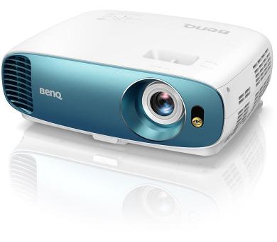 BenQ TK800 4K UHD/ DLP projektor/ 3000ANSI/ 10.000:1/ VGA/ 2x HDMI (9H.JJE77.13E)