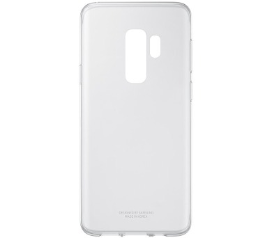 Samsung Clear Cover S9 + Transparent (EF-QG965TTEGWW)