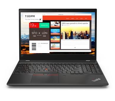 Lenovo Thinkpad T580 15.6FHD/i7-8550U/512SSD/8GB/ Intel HD /W10P/černý (20L90023MC)