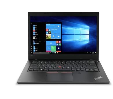 Lenovo Thinkpad L480 14F/i5-8250U/8GB/ Intel UHD /1T HDD/W10P/ černý (20LS0019MC)