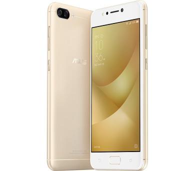 ASUS Zenfone 4 MAX - MSM8917/16GB/2G/Android 7.0 zlatý (ZC520KL-4G006WW) + DOPRAVA ZDARMA