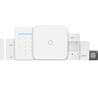 iGET SECURITY M4 - Inteligentní WiFi alarm