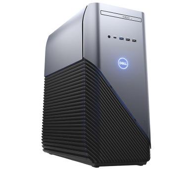 DELL Inspiron 5680 Gaming/ i7-8700/ 8GB/ 128GB SSD+1TB 7200/ DVDRW/ nV GeForce GTX 1060 6GB/ WiFi/ W10/ 2YNBD on-site