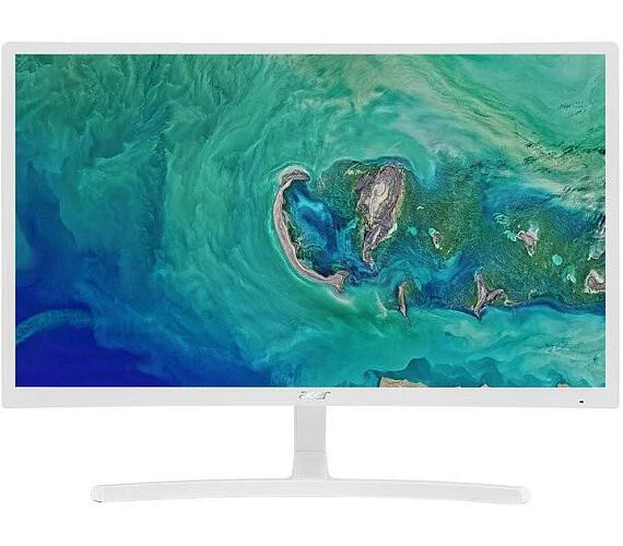 "Acer LCD ED242QRWI 23,6"" W VA LED/1920x1080/4ms/100M:1/250 nits/VGA/HDMI/Curved/Eco Display/FreeSync"