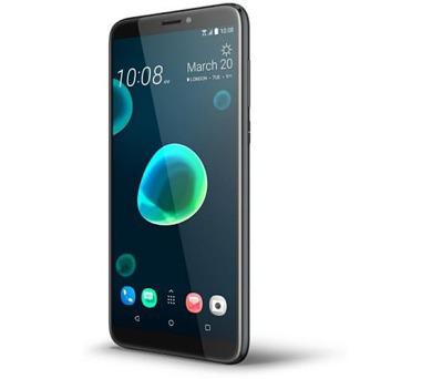 HTC Desire 12+ DS gsm tel. Black + DOPRAVA ZDARMA