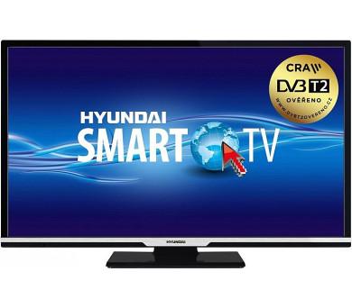 Hyundai HLR 24TS470 SMART + DVB-T2 OVĚŘENO