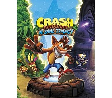 Crash Bandicoot N.Sane Trilogy PC (5030917236525)