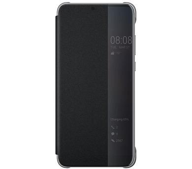 Huawei Original S-View Pouzdro Black pro P20 Pro (EU Blister) + DOPRAVA ZDARMA