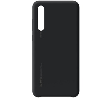 Huawei Original Silikonové Pouzdro Black pro P20 Pro (EU Blister)