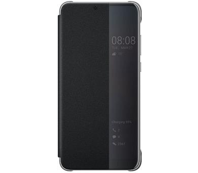 Huawei Original S-View Pouzdro Black pro P20 (EU Blister) + DOPRAVA ZDARMA