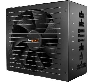 Be quiet! / zdroj STRAIGHT POWER 11 650W / active PFC / 135mm fan / 80PLUS Gold / plně modulární kabeláž (BN282) + DOPRAVA ZDARMA