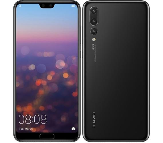 Huawei P20 Pro Dual Sim Black + DOPRAVA ZDARMA