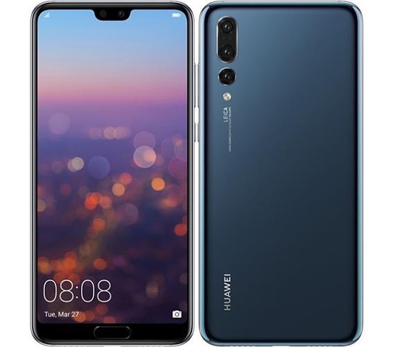Huawei P20 Pro DualSIM - Midnight Blue + DOPRAVA ZDARMA