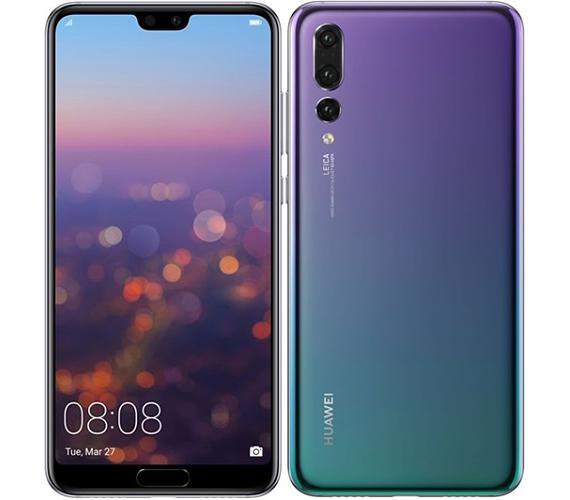 Huawei P20 Pro Dual Sim Twilight + DOPRAVA ZDARMA