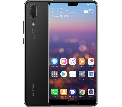 Huawei P20 Dual Sim - Black