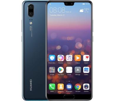 Huawei P20 Dual Sim - Midnight Blue