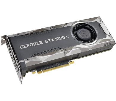 EVGA GeForce GTX 1080 Ti GAMING / 11GB GDDR5X / 3xDP / HDMI / active (11G-P4-5390-KR)