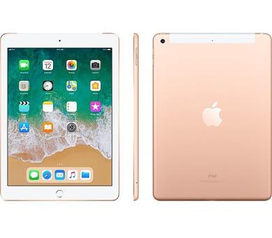 Apple iPad wi-fi + 4G 128GB Gold (2018) (MRM22FD/A)