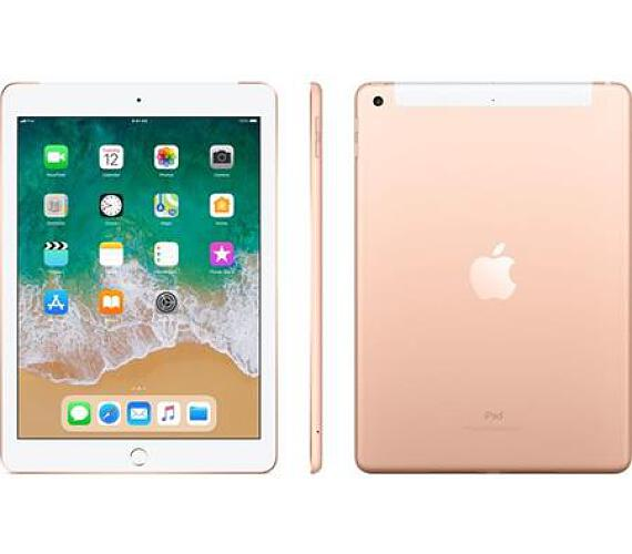 Apple iPad wi-fi 32GB Gold (2018) (MRJN2FD/A)